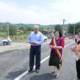 În data de 24.07.2012, a avut loc inaugurarea podului ce traversezã râul Olteţ pe raza comunei Alimpeşti. Podul de la km 24+800 are 2 deschideri de câte 27 de m,...