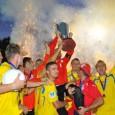 Avem şi noi eroii noştri! Românii care joacã minifotbal, un sport asemãnator fotbalului, dar care se disputã pe terenuri cu gazon artificial de mai mici dimensiuni şi cu reguli specifice,...