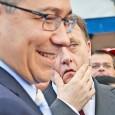Premierul Victor Ponta a fãcut mai mult sau mai puţin gesturi ciudate în ultima perioadã. Nu se ştie cine îi sunt consilierii şi ce paşaport au. Victor Ponta a început...