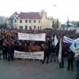 Minerii şi energeticieniii din cadrul Complexului Energetic Oltenia au participat, joi, la un miting de protest desfăşurat în Piaţa Prefecturii din municipiul Târgu Jiu, miting organizat de sindicatele din cadrul...