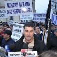 500 de mineri şi energeticieni vor participa astăzi, joi, 5 februarie 2015, între orele 17 – 18,30 la un miting de protest ce se va desfăşura în Piaţa Prefecturii din...