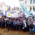 Peste 2000 de mineri şi energeticieni din cadrul Complexului Energetic Oltenia au aprticipat la un miting de protest desfăşurat în Piaţa Prefecturii din Târgu Jiu la chemarea sindicatelor afiliate Federaţiei...