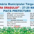 """In data de 27.03.2015, ora 11:00 a avut loc deschiderea oficială a evenimentului """"Primăvara Orașului"""", ediția I, în Piața Prefecturii din Municipiul Târgu-Jiu. La ora 17:00, au avut loc o..."""