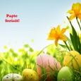 Sfintele Sărbători de Pașşte să vă aducă linişte în suflet, multă bucurie, sănătate şi puterea de a dărui şi ajuta semenii. Paşte Fericit! Primar, Dr. Ing. Florin Cârciumaru