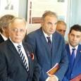 Guvernatorul Mugur Isărescu a ajuns marţi în Gorj pentru a participa, împreună cu alţi înalţi oficiali ai BNR, la inaugurarea Muzeului Tezaurului, pe care Banca Naţională l-a amenajat aici. Muzeul...