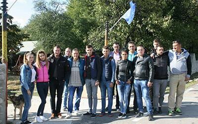 COMUNICAT DE PRESĂ  Organizaţia Judeţeană a Tineretului Social Democrat Gorj împreună cu TSD Roşia de Amaradia au avut o săptămână plină de activităţi cu impact social. Tinerii au mers...