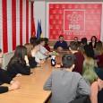 COMUNICAT DE PRESĂ Liga Elevilor Social Democraţi Gorj derulează proiecte comune şi cu alte organizaţii din ţară. În urmă cu puţin timp, elevii social democraţi craioveni au fost la Târgu...
