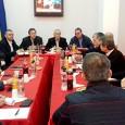 COMUNICAT DE PRESĂ Problemele şi necesităţile primarilor din judeţul Gorj, reprezintă o prioritate pentru Partidul Social Democrat Gorj. Parlamentarii PSD Gorj, dar şi conducerea Consiliului Judeţean Gorj s-au întâlnit în...