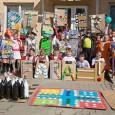 """Câştigă o tablă interactivă pentru şcoala ta! """"Şcoala Zero Waste"""" este un concurs naţional de educaţie ecologică şi colectare selectivă destinat tuturor şcolilor din învăţământul primar şi gimnazial din România...."""