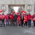 COMUNICAT DE PRESĂ Ziua de Sf. Valentin a fost marcată şi la Târgu-Jiu. Organizaţia de tineret a Partidului Social Democrat a împărţit baloane roşii, în formă de inimioară, tuturor cuplurilor...