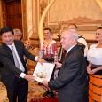 """Membri ai Ansamblului Artistic Profesionist """"Doina Gorjului"""" şi reprezentanţi ai Consiliului Judeţean Gorj au participat în perioada 08 – 21 martie 2017 la o serie de evenimente desfăşurate în..."""